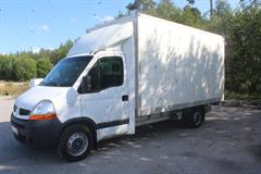 Renault Master 2.5 dCi bakgavellyft Automat