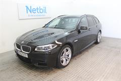 BMW 535d xDrive Touring 313hk Drag