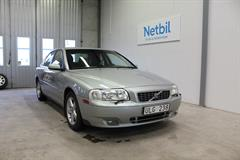 Volvo S80 2.5T Business Drag Vhjul 210hk