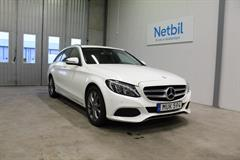 Mercedes-Benz C 200 7G-Tronic Plus 136hk