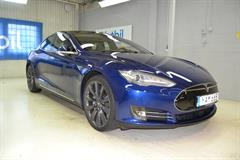 Tesla Model S 85D Panorama Backkamera  380hk