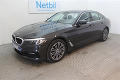 BMW 530e iPerformance Sedan G30 (252hk)