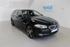 BMW 525d xDrive Touring F11 218hk