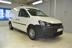 VW Caddy 1.6 TDI Maxi Skåp 102hk