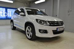 VW Tiguan 2.0 TDI Aut Panorama Backkamera4MOTION B