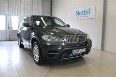 BMW X5 xDrive40d E70 Drag 306hk